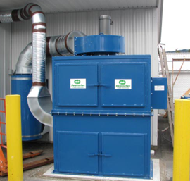 ENVELOPE-CARTRIDGE-DUST-COLLECTOR---SERIES-DRSE